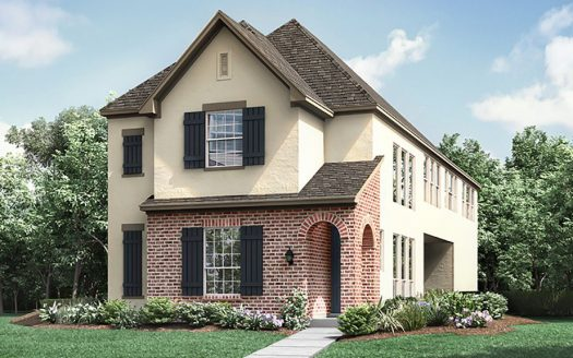 Darling Homes Spicewood at Craig Ranch - 31' Homesites subdivision  McKinney TX 75070