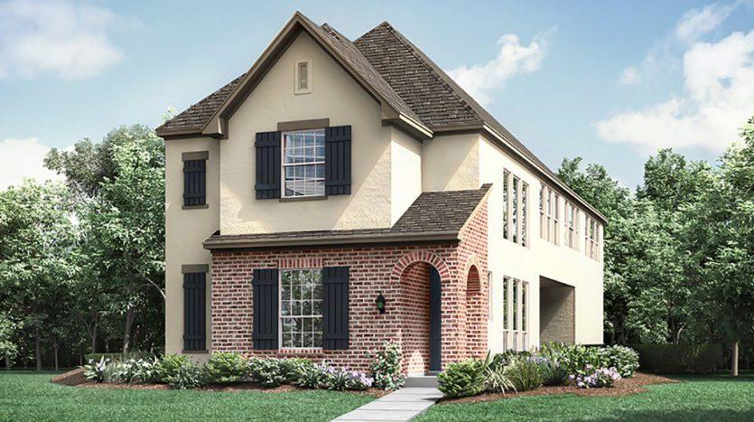 Darling Homes Spicewood at Craig Ranch - 31' Homesites subdivision  McKinney TX 75070