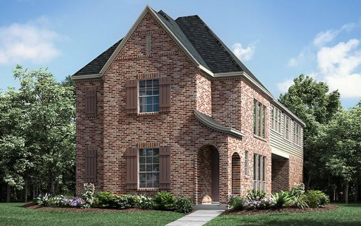 Darling Homes Canals at Grand Park - 40' Homesites subdivision  Frisco TX 75034