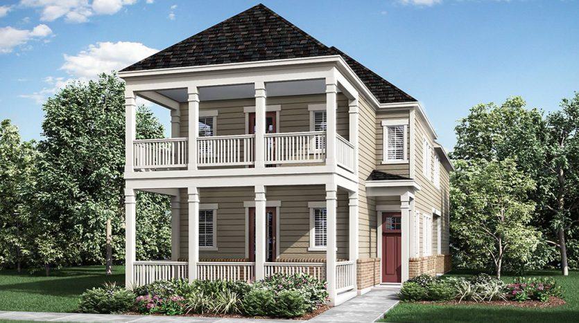 Darling Homes Canals at Grand Park - 40' Homesites subdivision  Frisco TX 75034