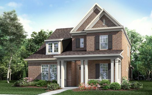 Darling Homes Tucker Hill - 46' Homesites subdivision  McKinney TX 75071
