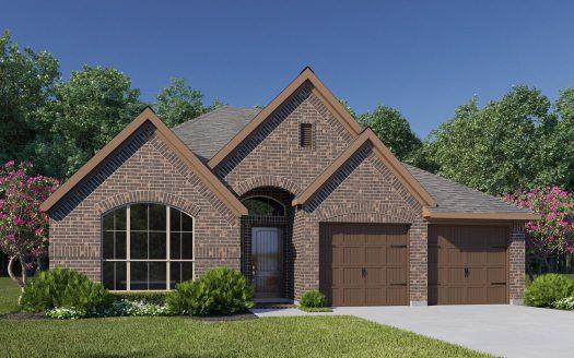 Perry Homes Mustang Lakes 50' subdivision  Celina TX 75009