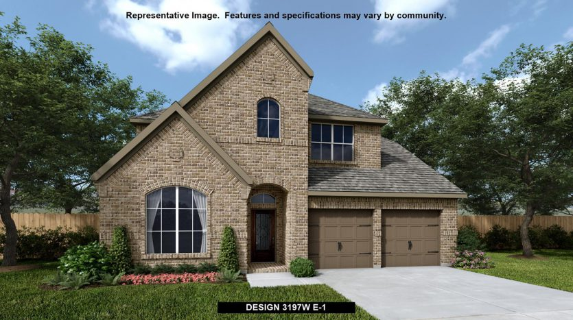 Perry Homes Mustang Lakes 50' subdivision  Celina TX 75009