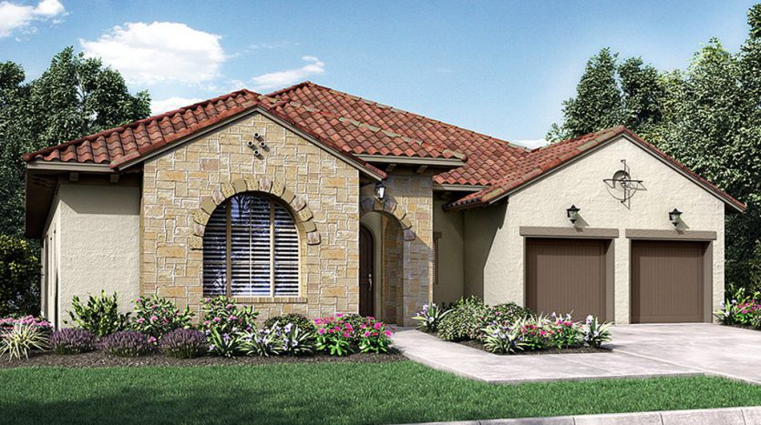 Darling Homes Newman Village Patio - 65' Homesites subdivision  Frisco TX 75033