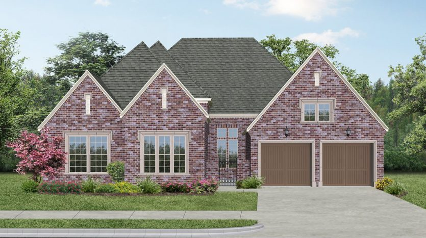 Darling Homes Newman Village Patio - 65' Homesites subdivision  Frisco TX 75033