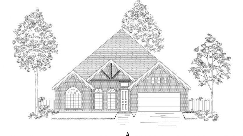 First Texas Homes The Preserve at Pecan Creek subdivision  Denton TX 76208