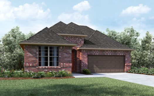 Drees Custom Homes Barcelona subdivision  McKinney TX 75070