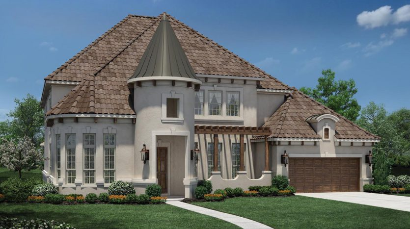 Toll Brothers Phillips Creek Ranch - The Sawgrass Collection subdivision  Frisco TX 75036