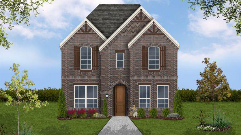 Plantation Homes Viridian Chalet Series subdivision  Arlington TX 76005