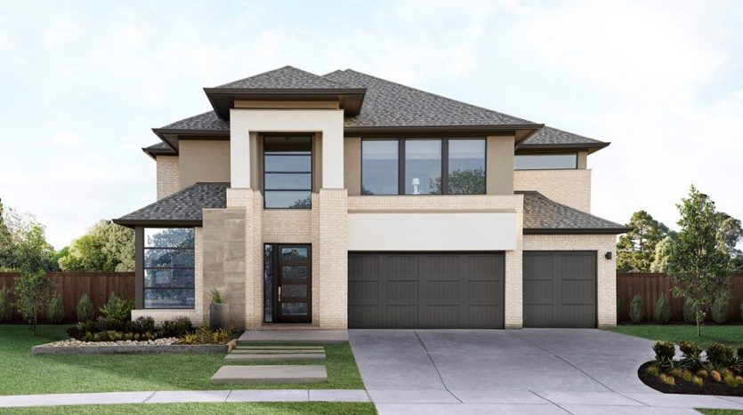 MainVue Homes Phillips Creek Ranch subdivision  Frisco TX 75034