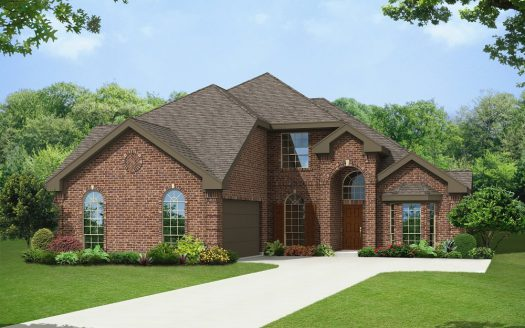 First Texas Homes Grayhawk Addition subdivision  Forney TX 75126