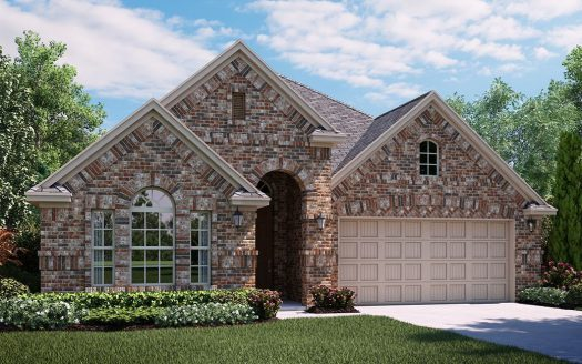 Lennar Dominion at Bear Creek subdivision  Euless TX 76039