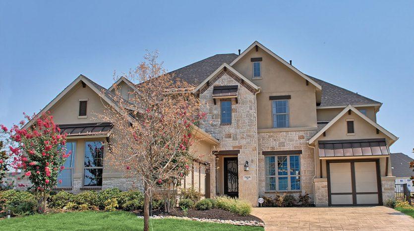 Plantation Homes Parkside West 60' subdivision  Irving TX 75063