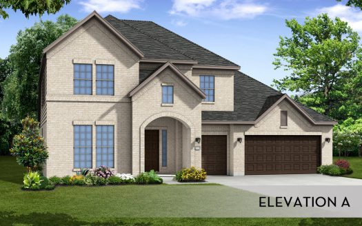 CastleRock Communities Inspiration subdivision  Wylie TX 75098