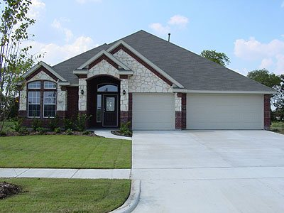 Sandlin Homes Cambridge Estates subdivision  North Richland Hills TX 76180