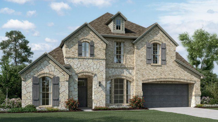 K. Hovnanian® Homes Light Farms Cypress subdivision  Celina TX 75009