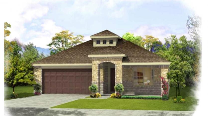 History Maker Homes Villages of Carmel subdivision  Denton TX 76208