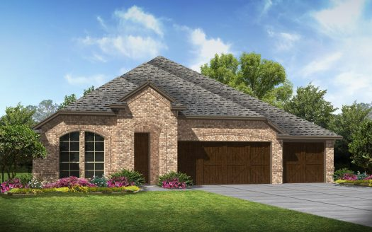 K. Hovnanian® Homes Light Farms Cypress subdivision  Celina TX 75009