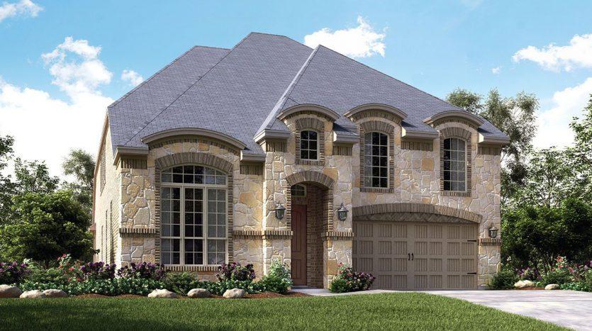 Village Builders Parkside 50's subdivision  Irving TX 75063