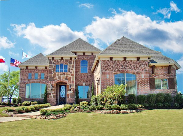 Grand Homes Landings of Kittyhawk subdivision  Allen TX 75013
