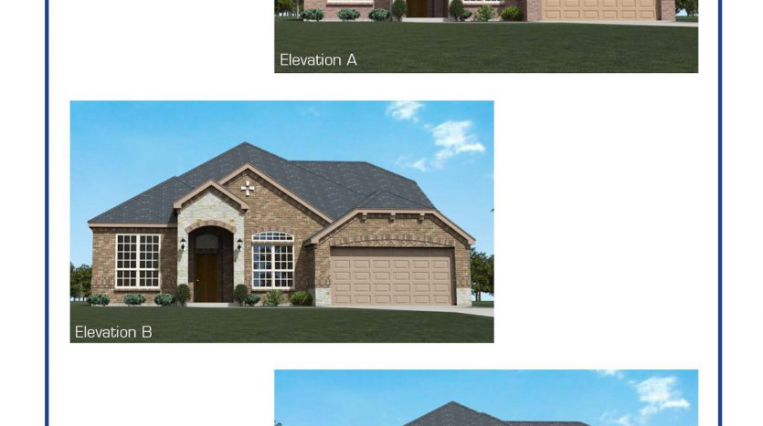 Altura Homes Eagle Ridge subdivision  Forney TX 75126