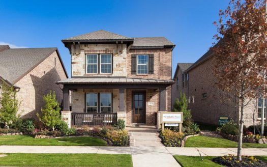 David Weekley Homes Viridian:Viridian Cottage subdivision  Arlington TX 76005
