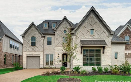Grand Homes Landings of Kittyhawk subdivision  Allen TX 75013
