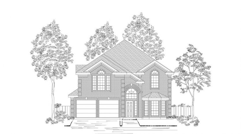 First Texas Homes Frisco Hills (Frisco ISD) subdivision  Little Elm TX 75068