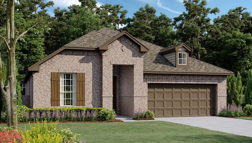 Ashton Woods Canyon Falls subdivision  Argyle TX 76226