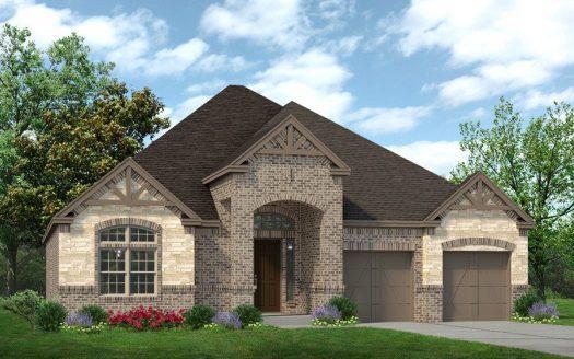 Sandlin Homes Country Lakes-North subdivision  Argyle TX 76226
