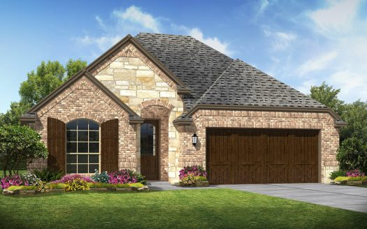K. Hovnanian® Homes Light Farms Sage subdivision  Celina TX 75009