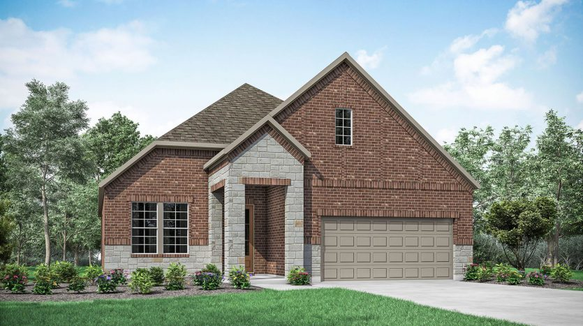 Drees Custom Homes Timber Creek subdivision  McKinney TX 75071