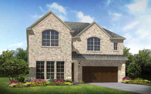 K. Hovnanian® Homes Light Farms Sage subdivision  Celina TX 75009