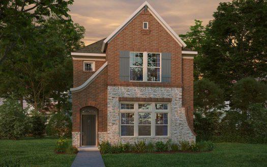 David Weekley Homes Spicewood at Craig Ranch subdivision  McKinney TX 75070
