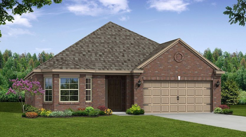 Beazer Homes Erwin Farms subdivision  McKinney TX 75071
