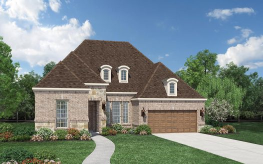 Toll Brothers Creekside at Heritage Park subdivision  Flower Mound TX 75028