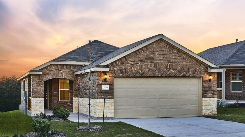 Del Webb Del Webb at Trinity Falls subdivision  McKinney TX 75071
