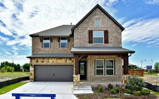 David Weekley Homes Ingram Terrace subdivision  Richardson TX 75082
