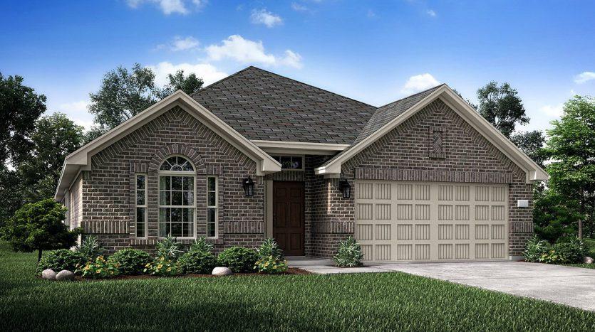 Lennar Avery Pointe-Brookstone subdivision  Anna TX 75409