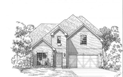 American Legend Homes Barcelona subdivision  McKinney TX 75070
