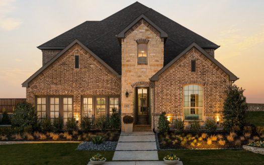 American Legend Homes Prairie View 65s subdivision  Frisco TX 75035