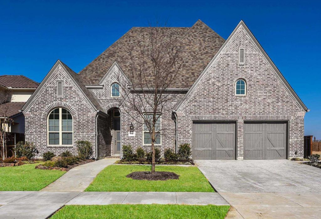 Highland Homes Hollyhock: 65ft. lots subdivision 1798 Coralbead Road Frisco TX 75033