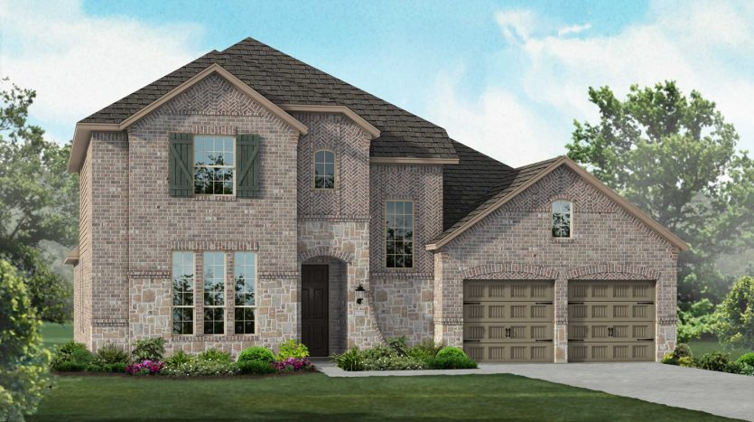 Highland Homes Mustang Lakes: 60ft. lots subdivision  Celina TX 75009