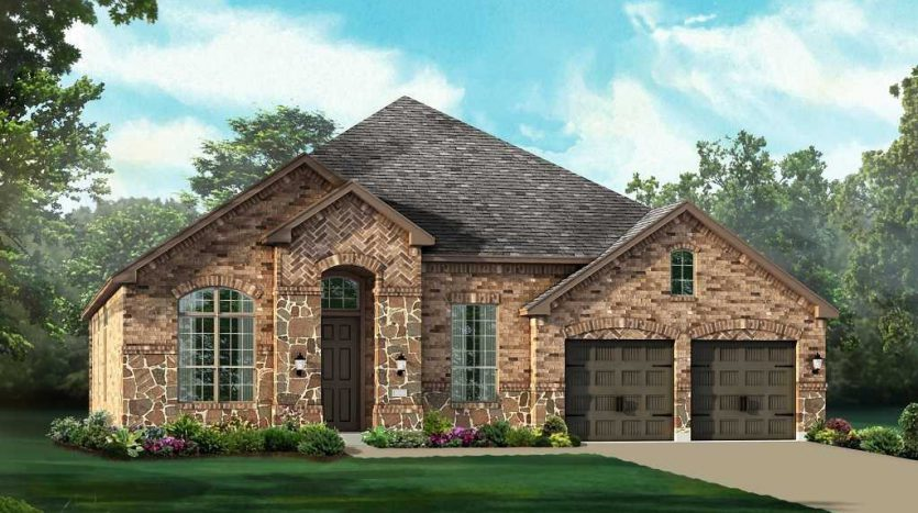 Highland Homes Harvest: 60ft. lots subdivision  Argyle TX 76226
