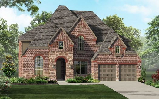Highland Homes Canyon Falls: Dakota / Juniper subdivision  Argyle TX 76226