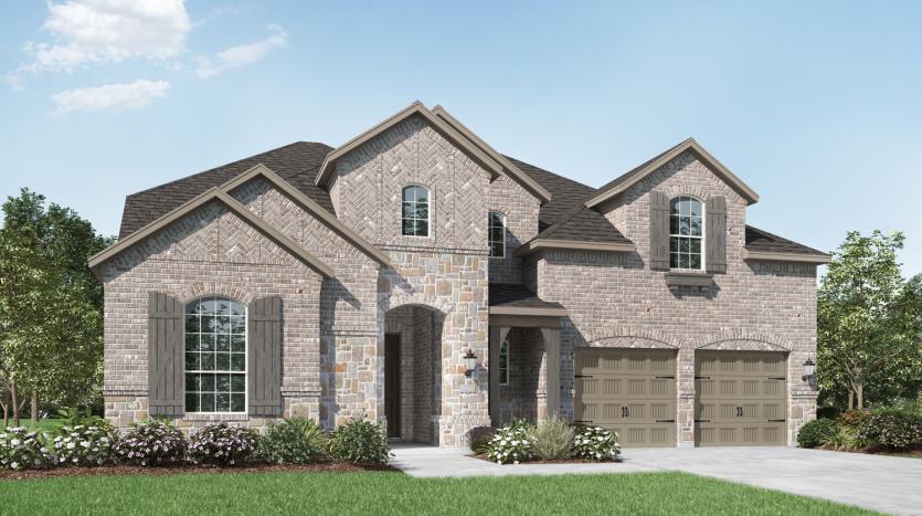 Highland Homes Mustang Lakes: 60ft. lots subdivision  Celina TX 75009