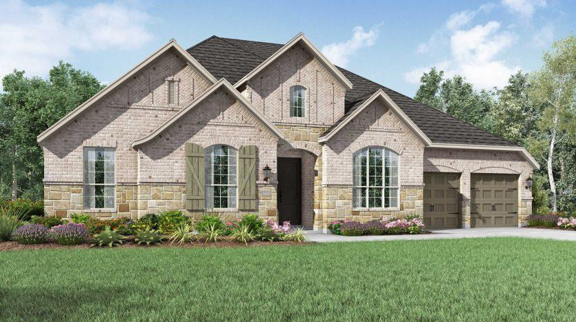 Highland Homes Trinity Falls:Trinity Falls: 80ft. lots subdivision  McKinney TX 75071