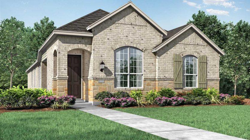 Highland Homes Trinity Falls: 40ft. lots subdivision  McKinney TX 75071