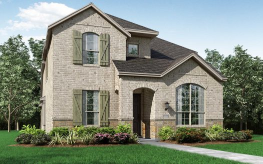 Highland Homes Trinity Falls: 40ft. lots subdivision  McKinney TX 75071