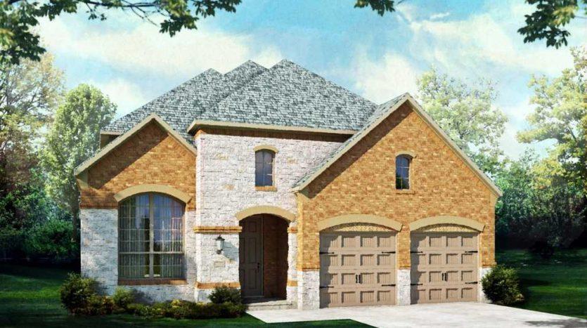 Highland Homes Harvest: 50ft. lots subdivision  Argyle TX 76226